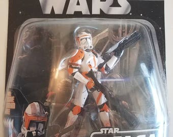 Star Wars Clone Commander Cody Saga Collection