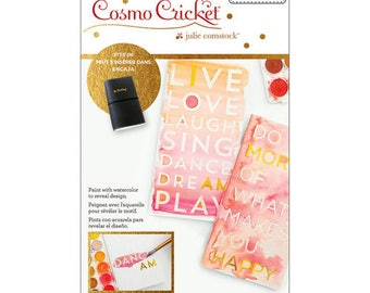 Cosmo Cricket WIP Book Collection Art Books