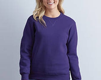 Crewneck Sweater w/ Custom Print!