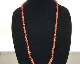 """100 Goldstone Chip Necklaces 36"""" Long - Wholesale Deal"""