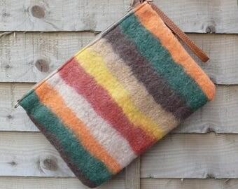 MAMA FELT ----- Felt Bag. Hand-Made, Made of 100% Pure Wool. Perfect Christmas Gift