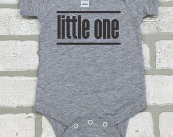 Little One baby onesie!