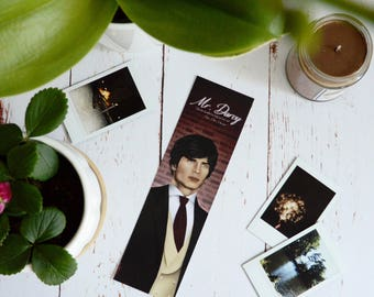 Mr. Darcy | Pride and Prejudice | Book Boyfriends