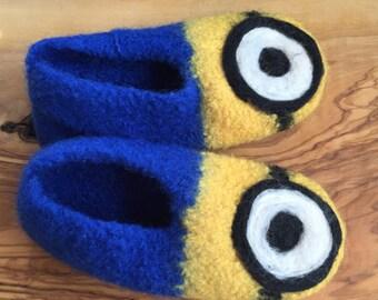 Minion Slippers Gr. 25-45