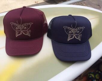 Moth Uns design cap