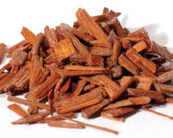 Sandalwood cut Red  Incense 4 oz