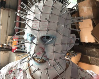 Hellraiser Mask for Halloween Cosplay