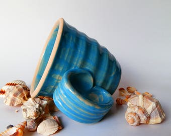 ceramic cup made of handmade, 500 ml. extremely lightweight and easy to use