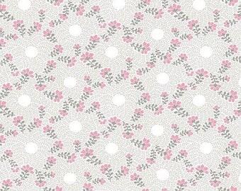 tissu patchwork style liberty ARABESQUE de ANNA GRIFFIN