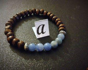Blue Aventurine genuine gemstone jewelry