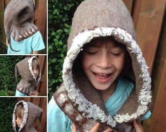Medieval hat/Fairyhat / cosplay hat