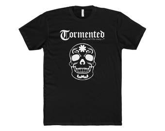 MenS Premium Fit Crew TShirt