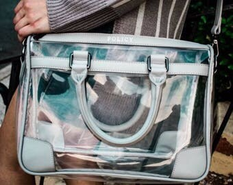 Clear Handbag Tote - Stadium Bag Policy Approved