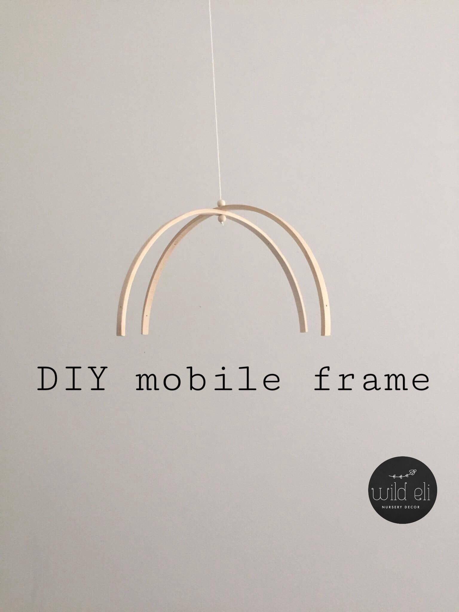 30cm diy mobile frame - Mobile Frame