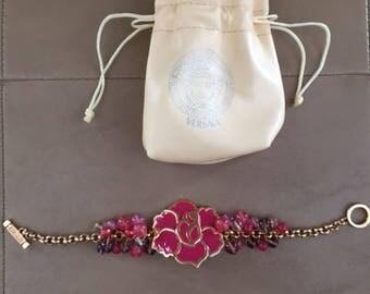 Gianni Versace Flower Bracelet