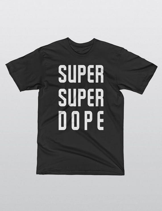 SUPER SUPER DOPE | La Apparel 20001 Fine Jersey Short Sleeve Mens T-Shirt