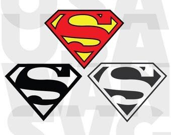 superman SVG Files, superman SVG Cut File, superman avengers marvel Monogram File for Cricut Die Cut Machine Files Instant Download