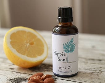 Ajna-Chakraöl-Chakra oil for bathing and massaging