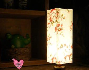 Dolls House Miniature Battery Powered Floor Lamp