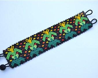 Huichol Bracelet 5