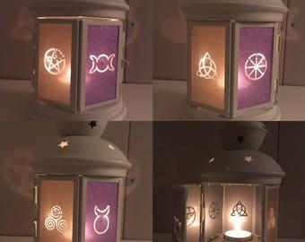 Wicca Lantern