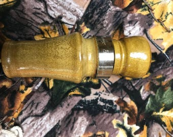 Black Tulip banded duck call