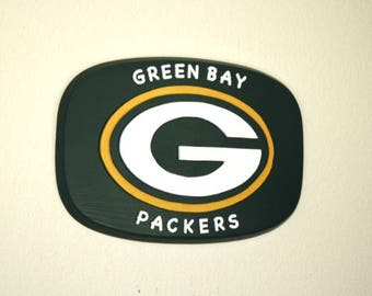 Green Bay Packers Plaque (#140)