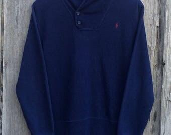 Vintage polo by Ralph Lauren sweatshirt