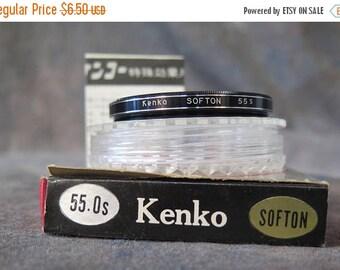 55mm Kenko Softon (Soft Focus) Lens Filter