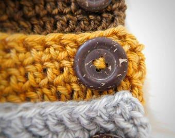 Coffee cozy - cup holder - travel mug - crochet cozy - mothers day gift - java jacket - coffee cup sleeve - tea cup sleeve - tea cozies