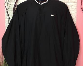 Rare Black Winbreaker Nike