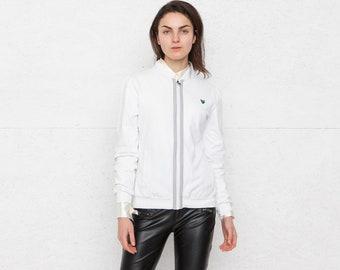 White Lyle&Scott Sport Jacket/ Size Large