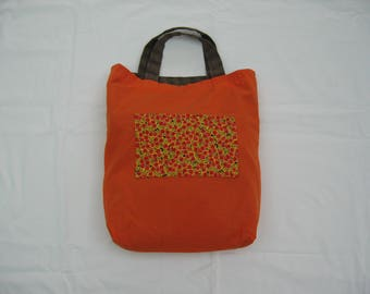 Cotton Tote Bag Reversible
