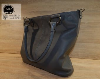 Womens leather bag, Leather totes, Genuine leather bag, Handmade, Handmade bag, Womens bag