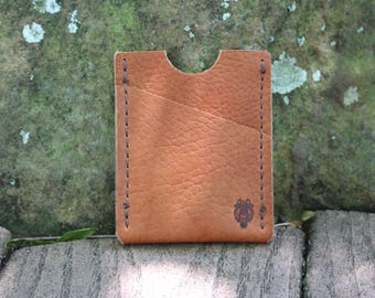 Thin Leather Wallet, Minimalist Wallet, Leather Wallet, Mens Wallet, Slim Wallet, Leather Card Wallet, Wallet Card