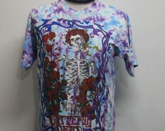 RARE Vintage tie dye 90's Grateful Dead