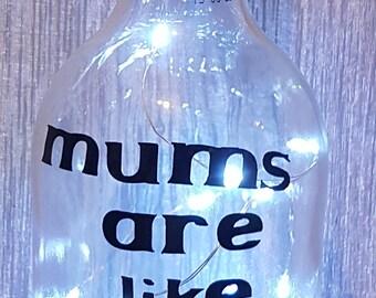 Bottles - 10 LED Lights