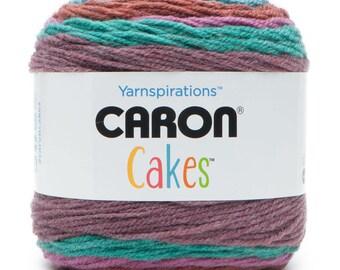 Caron Cake (Rum Raisin)
