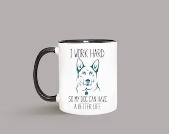 brutus german shepherd decal sticker gifts for dog owner. Black Bedroom Furniture Sets. Home Design Ideas