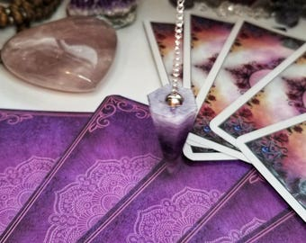 Quick Tarot & Oracle Pendulm Reading