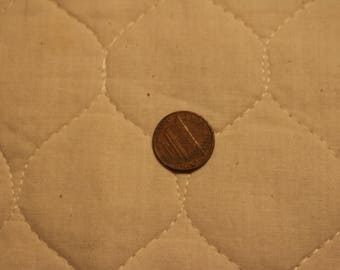 15 Quilted Muslin Vintage