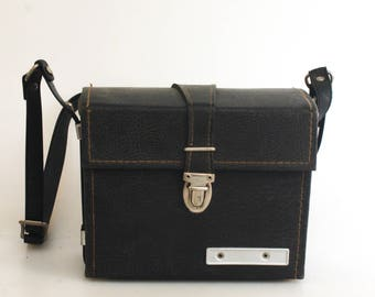 Leather Camera Case Vintage