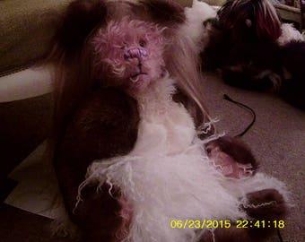 Sofia (winged cloven hooved goat bear),