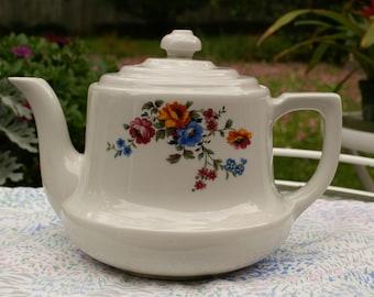 Vintage Hall China Drip-O-Lator Tea Pot