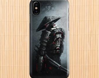iphone x case Undead Samurai iphone 6 case iphone 7 case iphone 8 case iphone 8 plus case samsung s8 case samsung note 8 case 7 edge