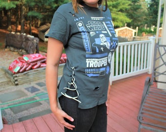 Lace Up Star Wars Tee