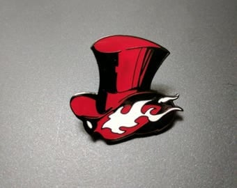 Persona 5 Phantom Thieves of Hearts Enamel Pin