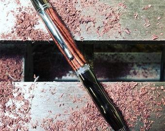 Handmade Grip Wood Pen