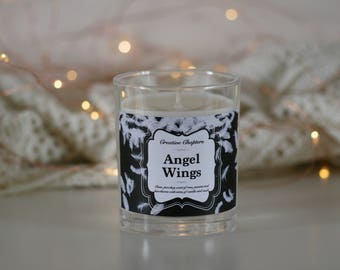Angel Wings | Handmade Soy Candle