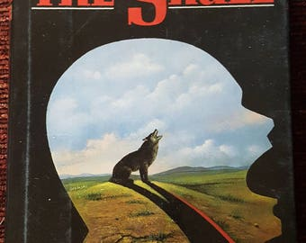 Vintage Book 1989 The Place of The Skull A Novel by Chingiz Aitmatov